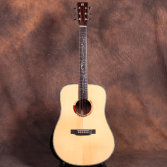 New Product 41 inch All Solid Spruce Santos Custom Acoustic Guitar