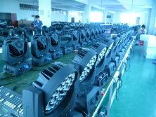Led moving head product line