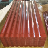 Main Product--PPGI / Color / Prepainted Corrugated Steel Roofing Sheet