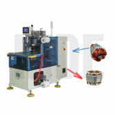 Selection of stator lacing machine