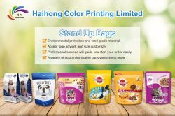 Dog food cat litter series packaging