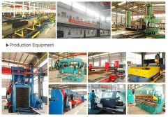 SPD Conveyor Idelr Roller &Frame machining equipments