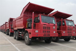 12 Units Mining Dump Truck to South Africa