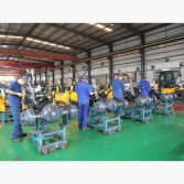 forklift components assembly