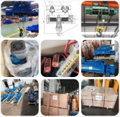 CD1/MD1 Electric Wire Rope Hoist Packing-1