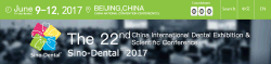 Welcome to 2018 Sino-Beijing Dental Exhibition