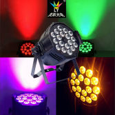 Stage Light 18X18W Rgbaw UV LED PAR 64