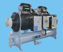 Oil-free Magnetic Levitation Centrifugal Chiller