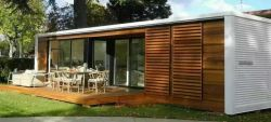 low cost and good design prefab container house