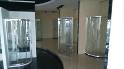 Showroom for shower