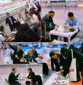 Teehon attended the 2019 Automechanika Shanghai Fair