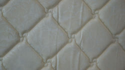 Chain stitch mattress quilting machine pattern