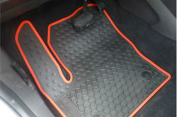 Universal Type PVC/Latex Car Mat
