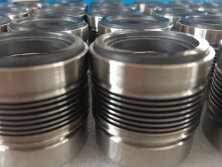 Metal bellow seal, API standard