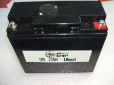 12V 20ah LiFePO4 Battery for E-Scooter