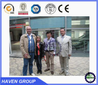 Australian customer visit our factory