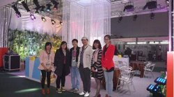 Prolight + Sound Exhibition in Guangzhou 2014