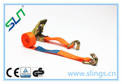 2017 GS passed 25MM ratchet strap with D J Hook