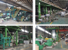 Galvanized Steel Coil & Sheet Product Line