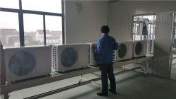 solar air conditioner production line