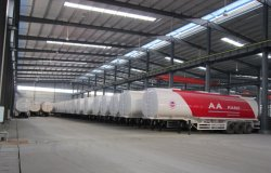 AA RANO FUEL TANK TRAILER for NIGERIA MARKET