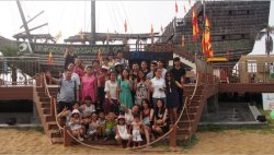 2015 Travel to YangJiang