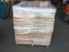 hax linear actuator pallet packing picture
