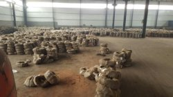 annealed wire stock room