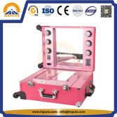 Cosmetics Beauty Vanity Case with Wheels