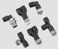 New Product News- Pneumission L Series Push in Fittings