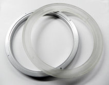Aluminum Ring CNC Machining Part OEM Manufacturer Design Tool