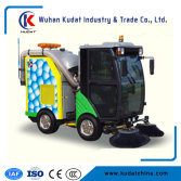 Small Road Sweeper Industrial Sweeper 5021TSL