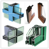China aluminium window maker and manufacturer