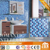 Bathroom Wall Pure Color Simple Style Glass Mosaic (G423009)