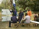 Solar Street Light Project in Ghana