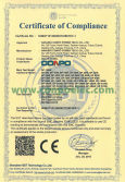CE Certificate Compliance for Solar Panel