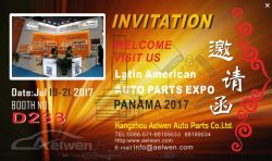 Latin American Auto Parts Expo PANAMA 2017