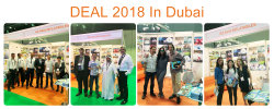DEAL 2018 in Dubai