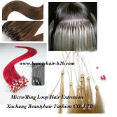 Micro ring hair, loop hair extension
