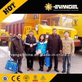 Algeria Customers Visited BZK Factory for Mining Dump Truck