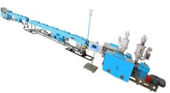 three layer ppr pipe making line