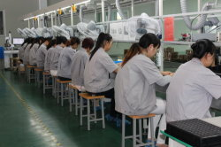 Production line for led tubes/bulbs