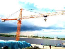 2010 Top Kits Tower Crane Project in Russia