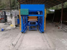 QT8-15D block making machine in Laos