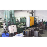 Die casting machining place
