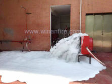 High Expansion Foam System