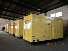 36sets 350KVA Cummins Genset Ship to Venezuela