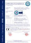CE certificate of Medium voltage power cables