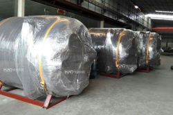 Storage Tank Packing and shipping