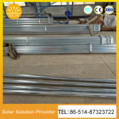 Light Pole Production---Hot-dip galvanised